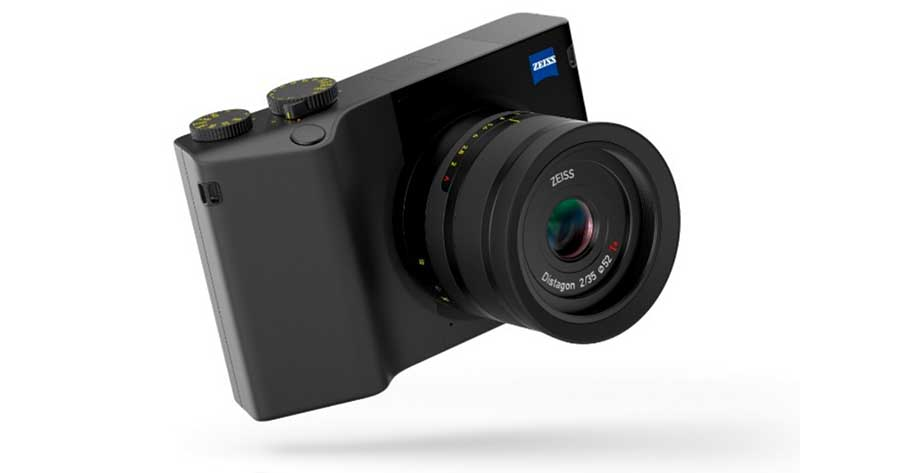Zeiss ZX1 full-frame mirrorless camera announced with Lightroom CC integration