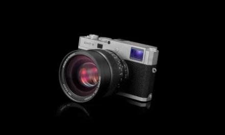 Zenit M full-frame rangefinder announced