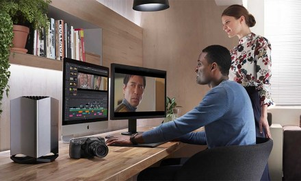 Blackmagic Design release the eGPU Pro