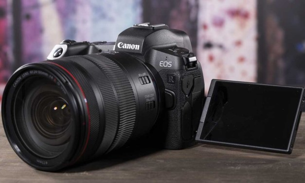 Canon Asia teases EOS R firmware update to improve Eye-detection AF