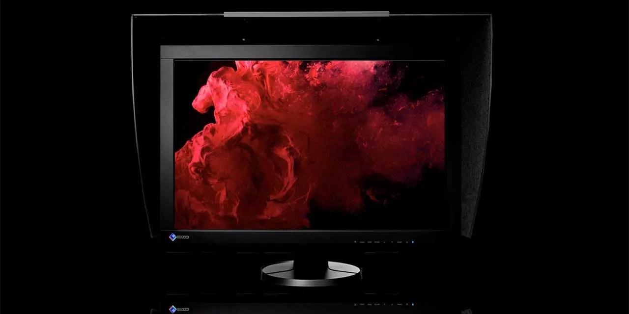 EIZO ColorEdge monitors set for December release