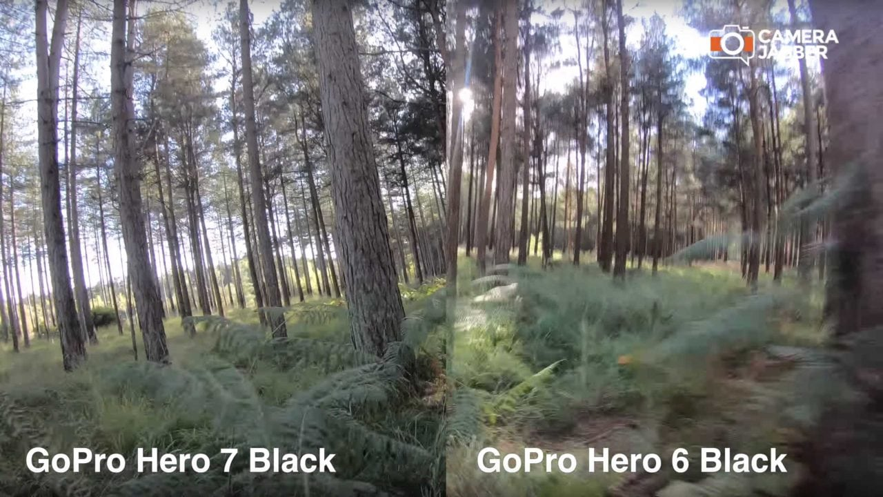 What is GoPro Hero 7 Black HyperSmooth?