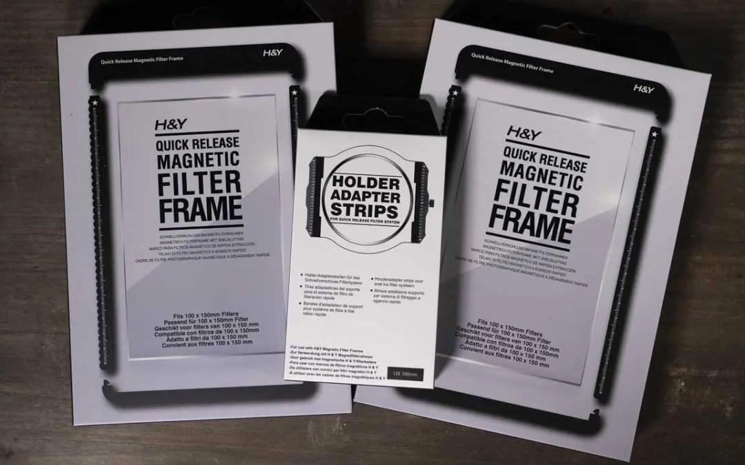 H&Y Magnetic Filter Frame Review