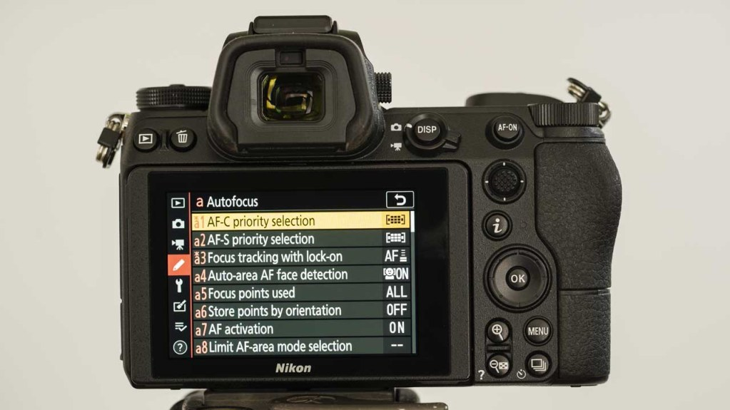 How to shoot sport with the Nikon Z 7