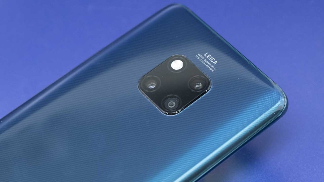 Huawei Mate 20 Pro Camera Review