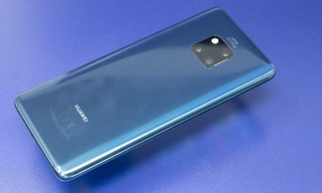 Huawei Mate 20 Pro announced