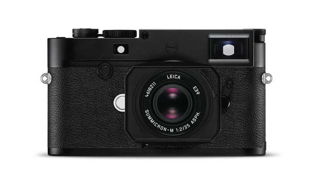 Leica M10-D is a digital rangefinder for those who miss film