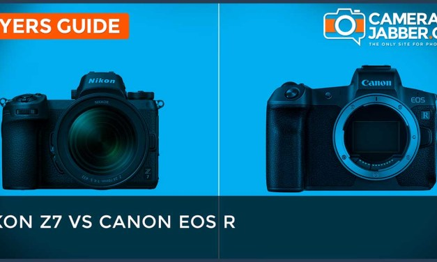 Nikon Z7 vs Canon EOS R
