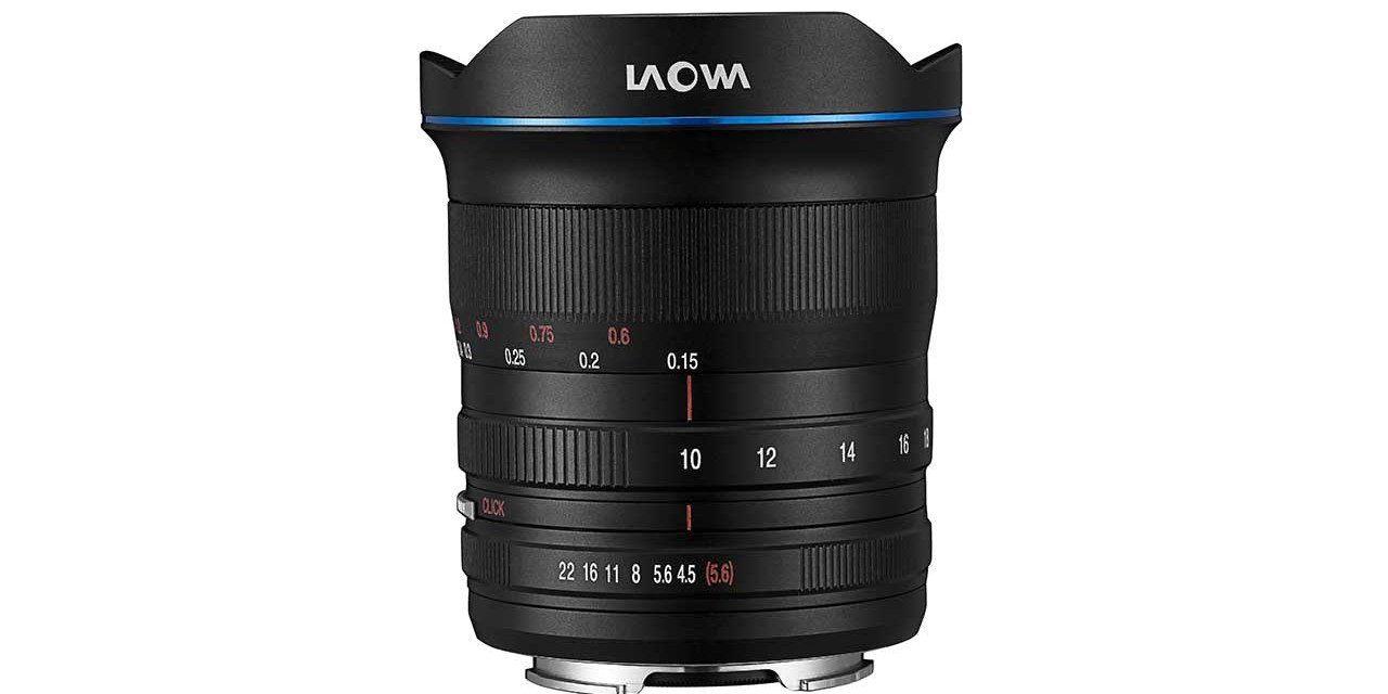 Venus Optics officially launches Laowa 10-18mm f/4.5-5.6 FE zoom