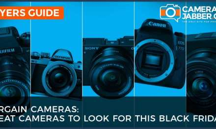 Bargain Cameras: great cameras to look out for this Black Friday