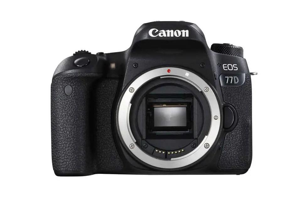 Bargain Cameras: Canon EOS 77D