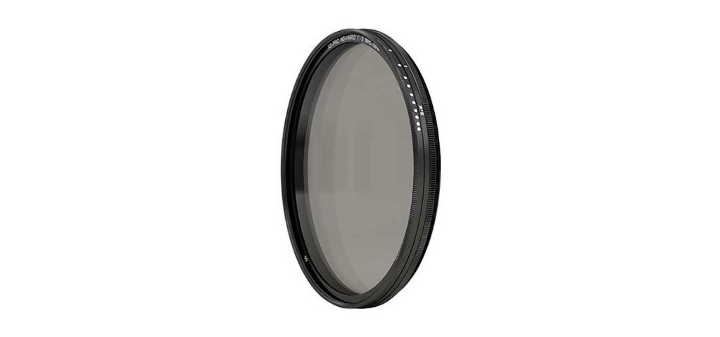Best accessories: variable ND filter