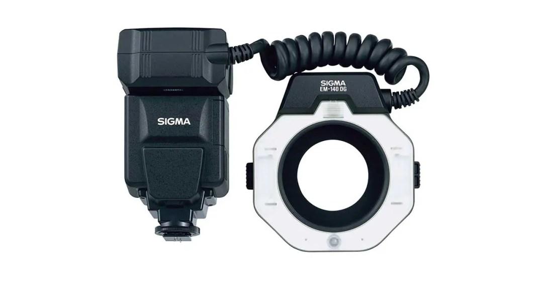 Sigma EM-140 DG NA-ITTL Macro Flash
