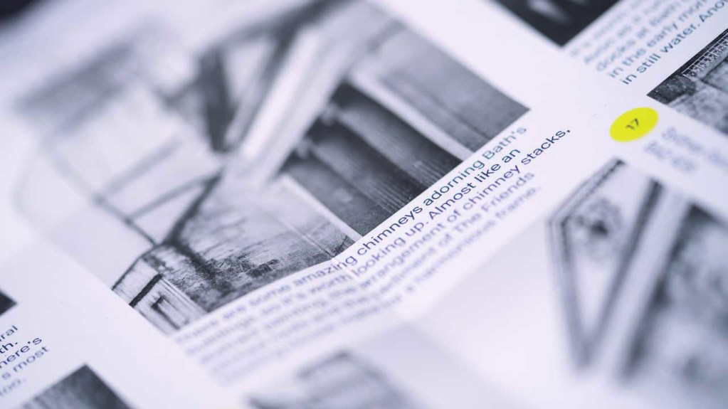 Brain's Foto Guides: Bath Review