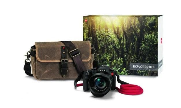Leica launches V-Lux Explorer Kit