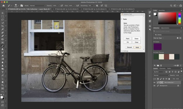 DxO updates Nik Collection for compatibility with 2019 Adobe software