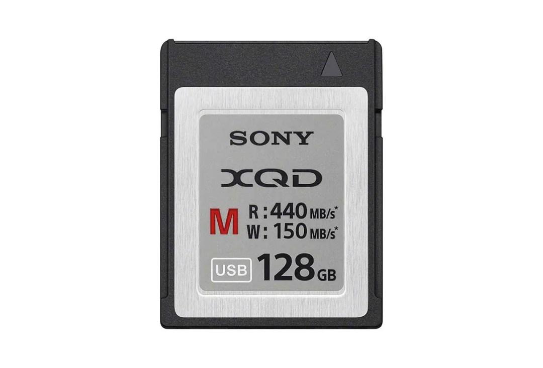Best XQD cards: Sony M-Series XQD Card