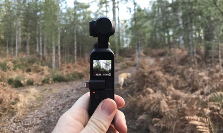 DJI Osmo Pocket review: hands on