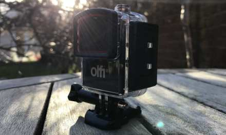 Olfi one.five Black review: Hands on