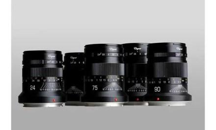 Kipon rolls out new ELEGANT lenses for Nikon Z cameras