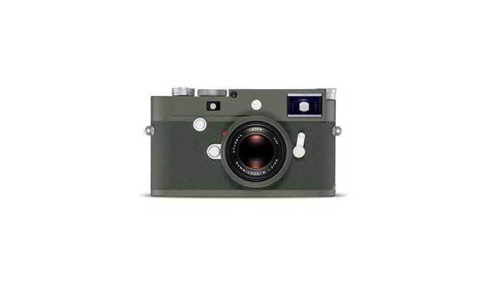 Leica launches M10-P Safari Edition camera