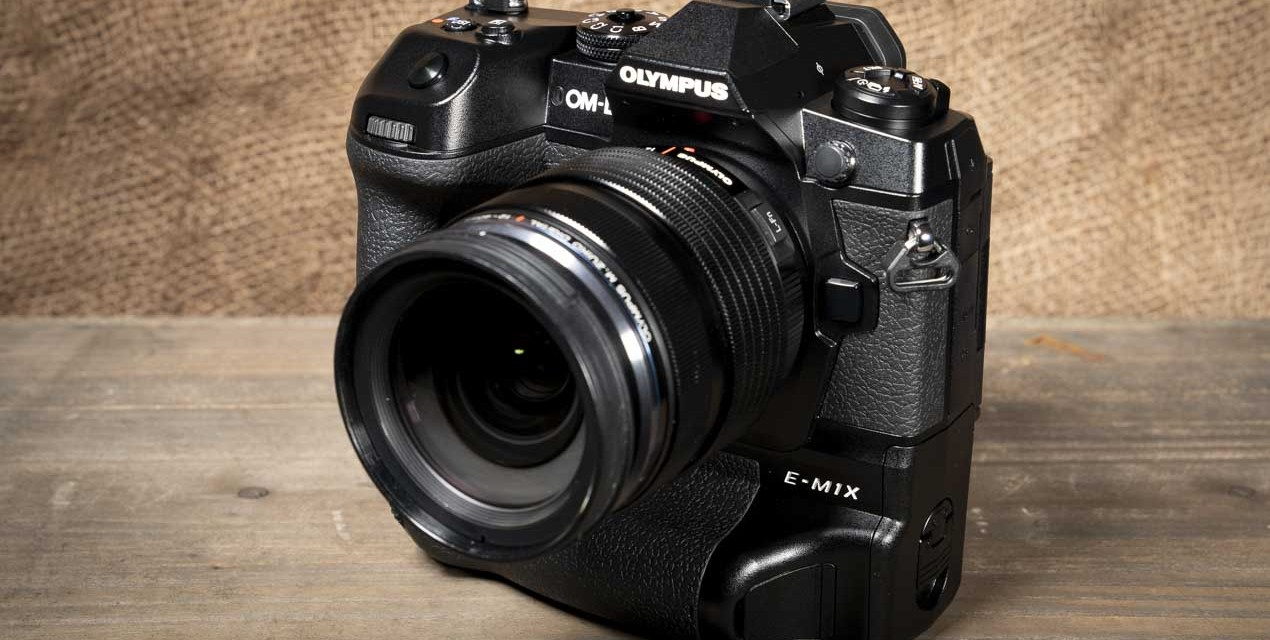 Olympus OM-D E-M1X: price, release date, official specs confirmed