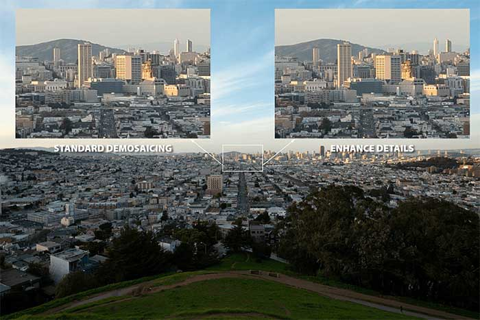 Adobe's new Enhance Details tool for Lightroom, Camera Raw boosts resolution by 30%