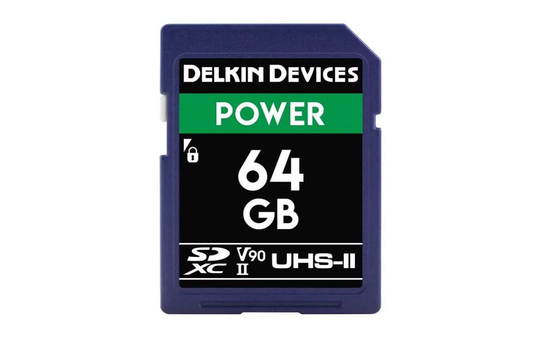 Delkin V90