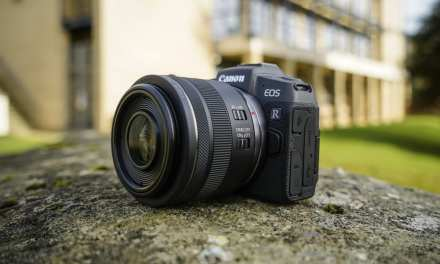 Canon EOS RP review (hands on)
