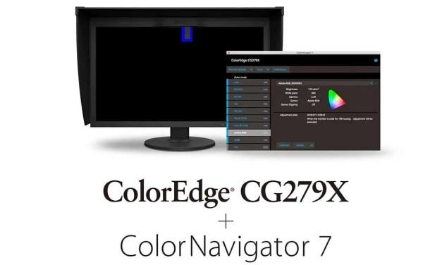 EIZO launches ColorNavigator 7
