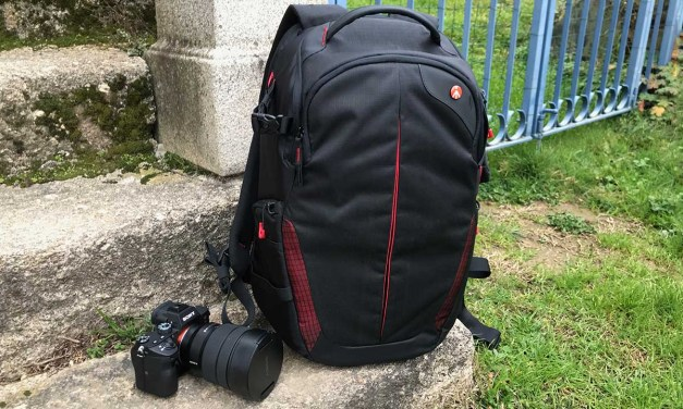 Manfrotto RedBee 310 review