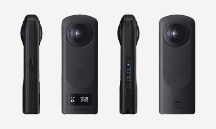 Ricoh Theta Z1: price, specs, release date revealed