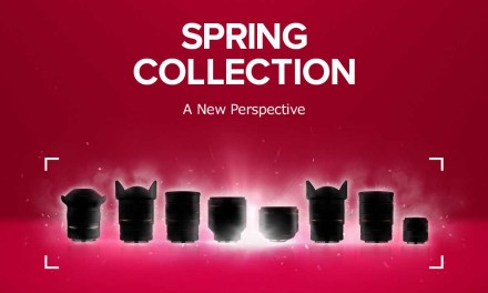 Samyang teases launch of 8 new lenses this spring