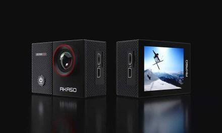 AKASO EK7000 Pro 4K action camera Announced