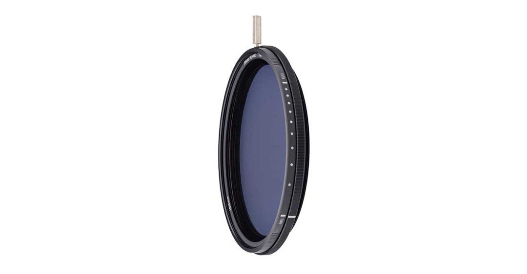 Best variable ND filter: 7. NiSi Variable ND Filter