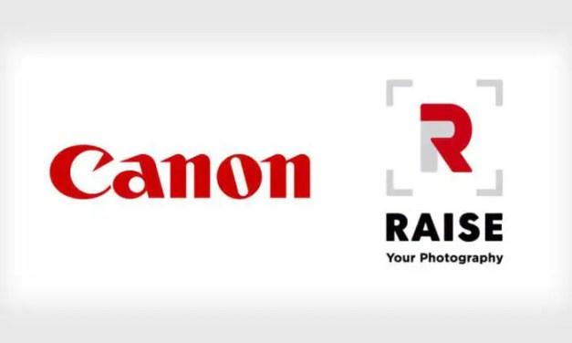 Canon launches RAISE photo sharing platform