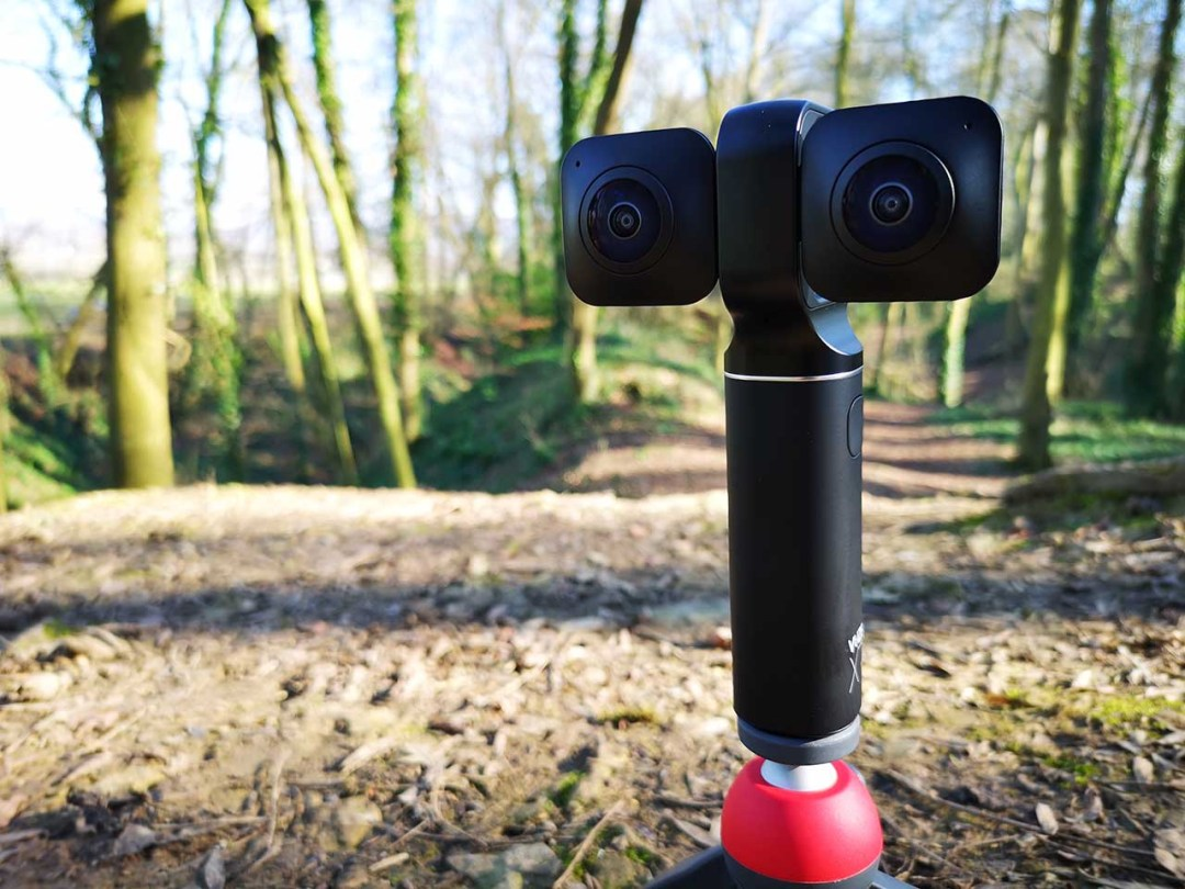 HumanEyes Vuze XR review: build quality