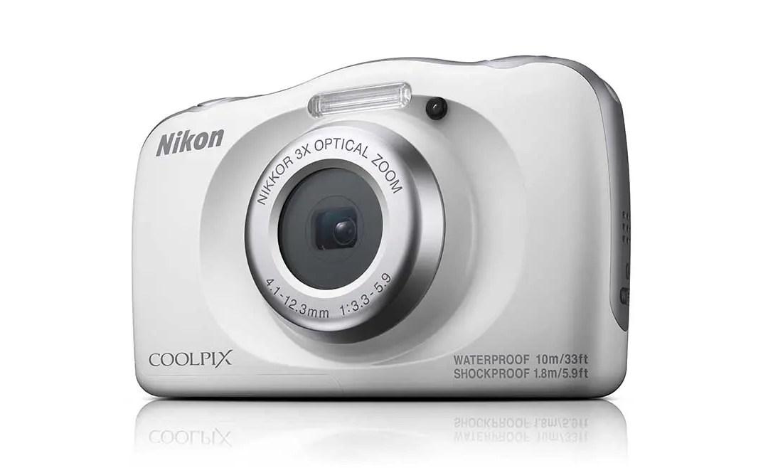 Nikon launches waterproof Coolpix W150