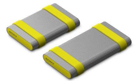 Sony announces tough SL-M and SL-C external SSD drives