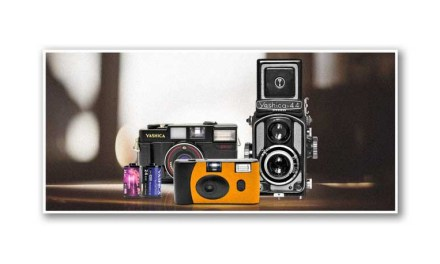 Yashica launches new film cameras on Kickstarter