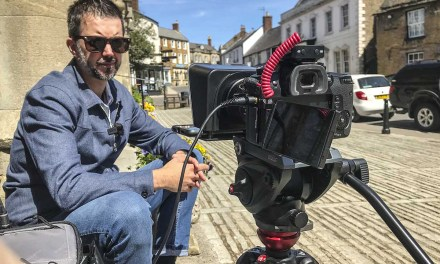 Manfrotto 190X Video Aluminium Tripod Review