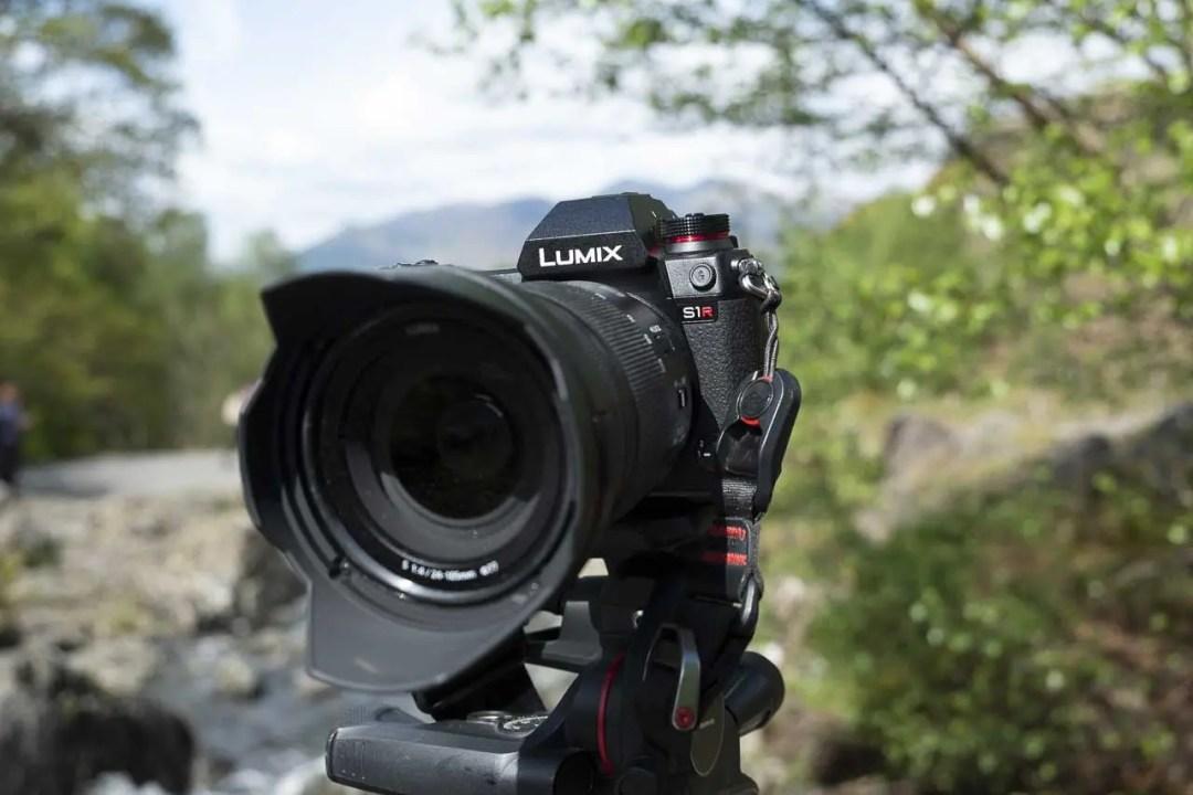 Panasonic Lumix S1R Review