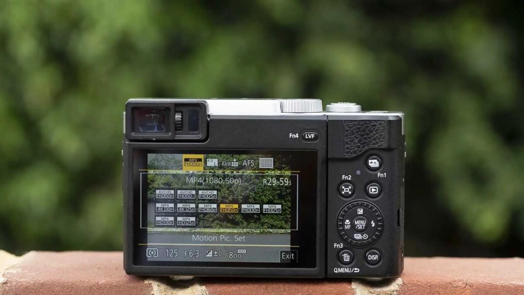 Panasonic Lumix TZ95 review