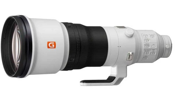 Sony launches FE 600mm f/4 GM OSS lens, priced $13,000