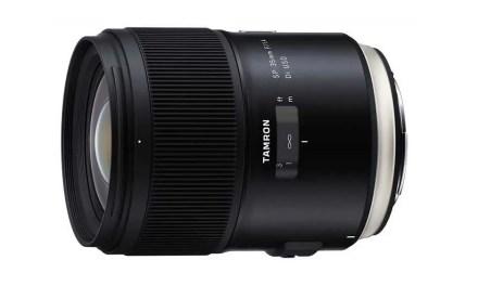 Tamron launches SP 35mm f/1.4 Di USD for full-frame Canon, Nikon DSLRs