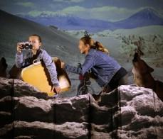 """""""camera jacta est"""" à la Maison du geste et de l'image (Paris) lors des Nuits Blanches 2016"""