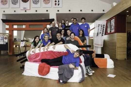 CAMERA JAPAN Team