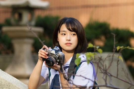 Kanazawa Shutter Girl