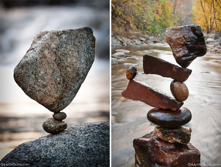 Медитирующие камни Майкла Грэба - 8