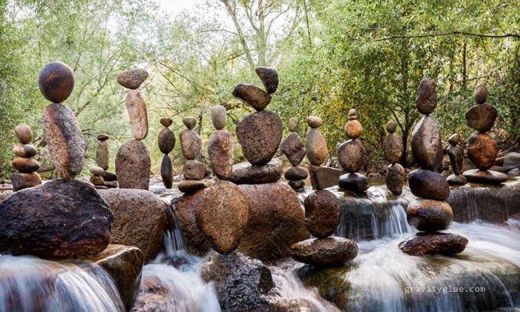 Медитирующие камни Майкла Грэба - 14